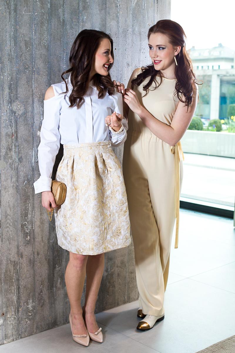 Stefanie (The Fashionrose) & ICH