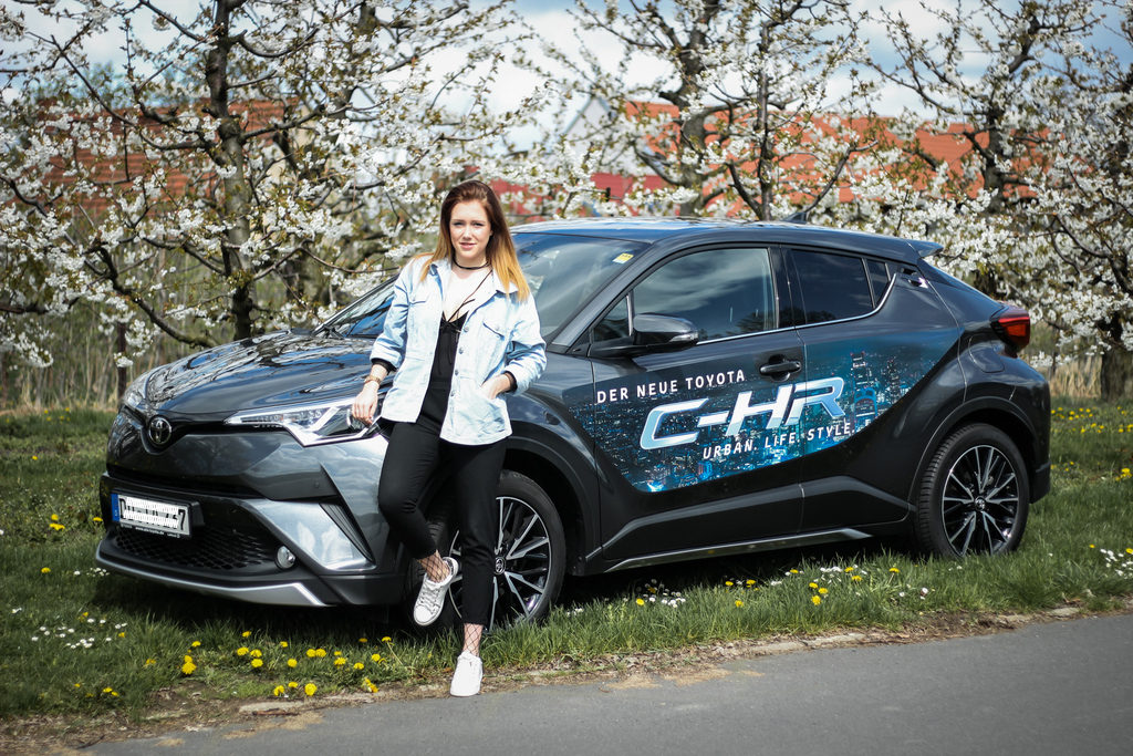 Problemlos sicher Autofahren mit dem neuen C-HR