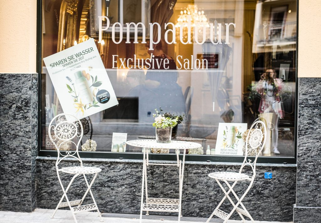 Pompadour Exclusive Salon Jena