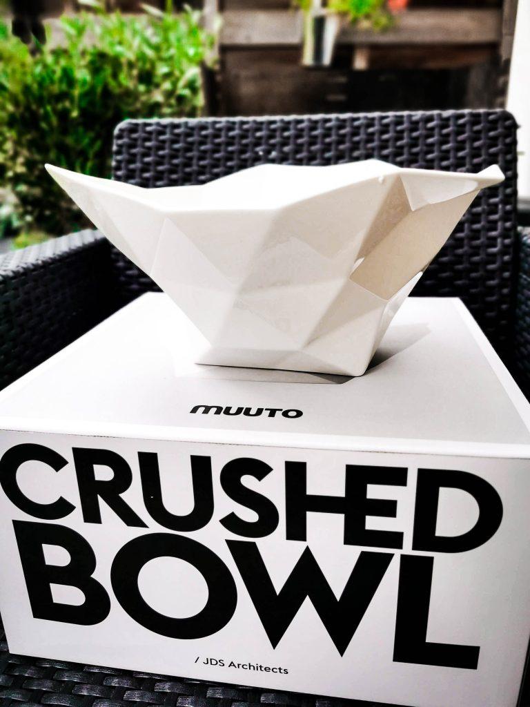 Die Muuto Crushed Bowl